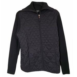 3/$30 💋 Effeci Puffer Vest Zip Stretch Sweater